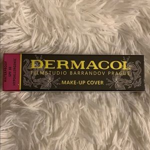 Makeup - Dermacol foundation in shade 1108A(208)